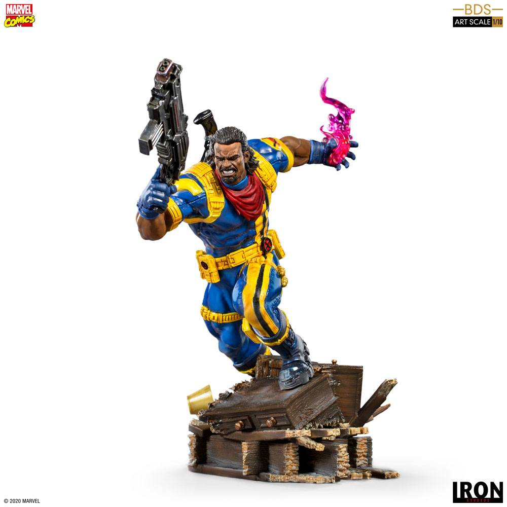 Marvel Comics BDS Art Scale Statue 1/10 Bishop 23 cm