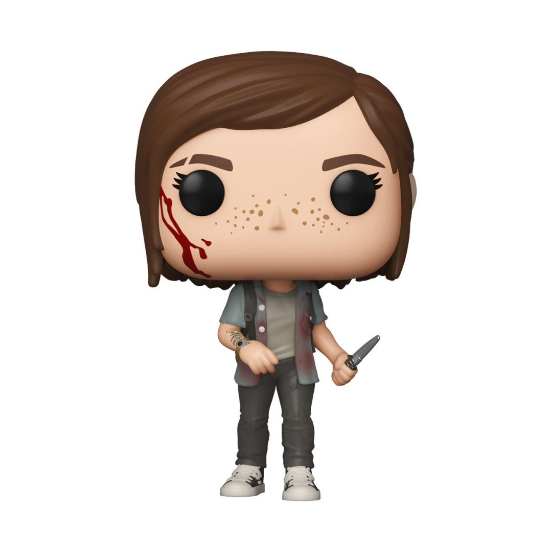 The Last of Us POP! Games Vinyl Figure Ellie 10 cm