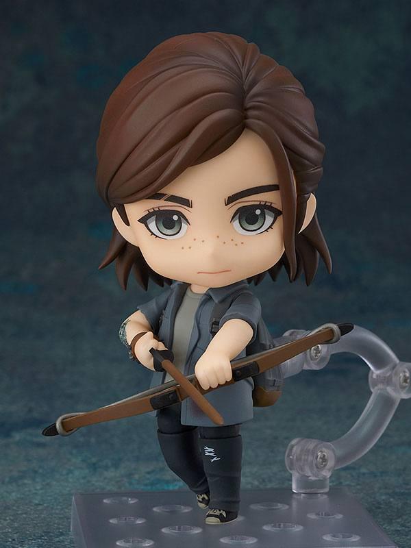The Last of Us Part II Nendoroid Action Figure Ellie 10 cm