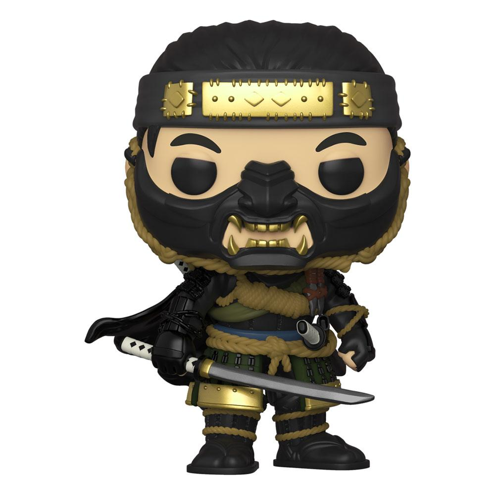 Ghost of Tsushima POP! Games Vinyl Figure Jin Sakai 10 cm
