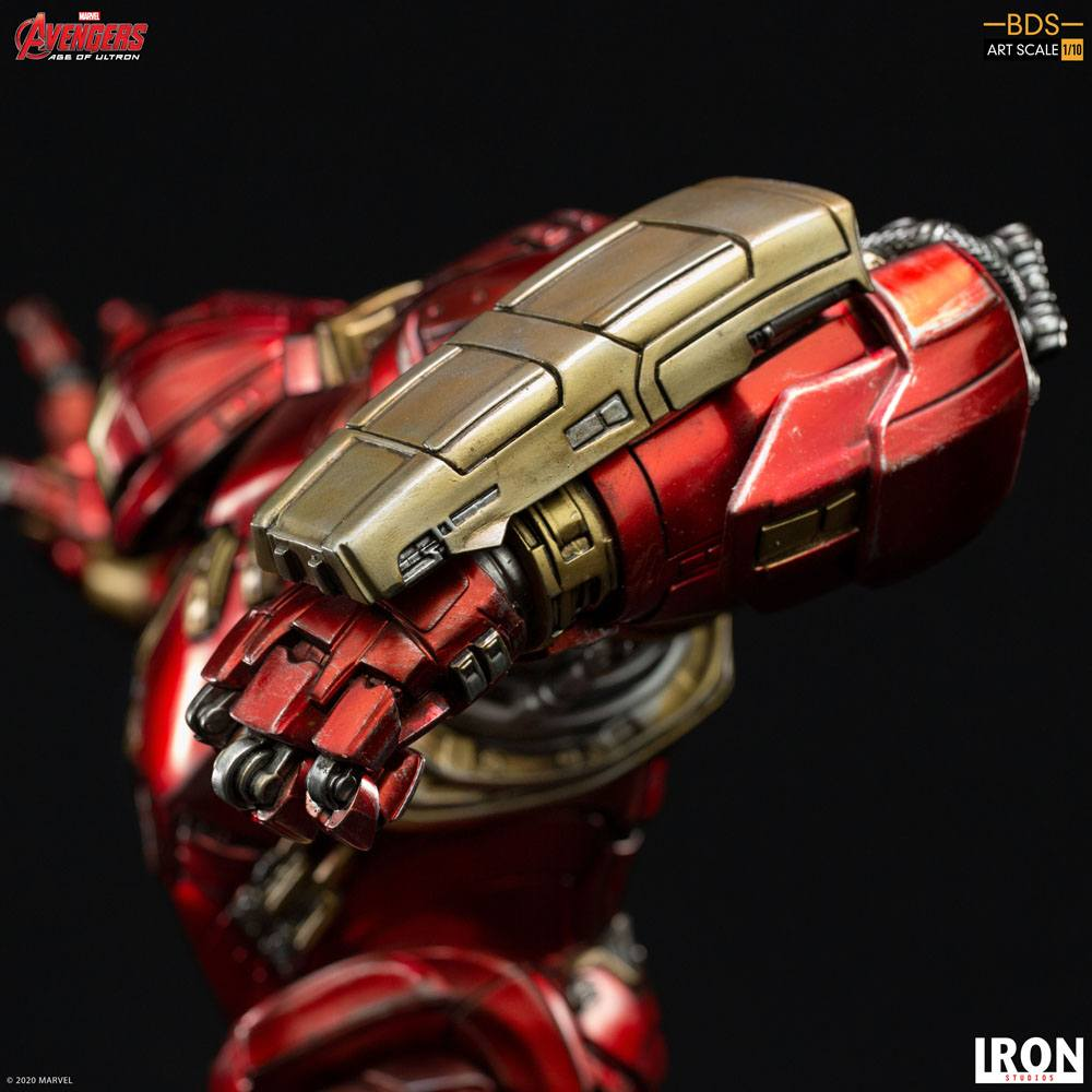 Avengers Age of Ultron BDS Art Scale Statue 1/10 Hulkbuster 38 cm