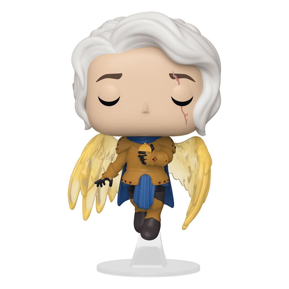 Critical Role Vox Machina POP! Games Vinyl Figure Pike Trickfoot 10 cm