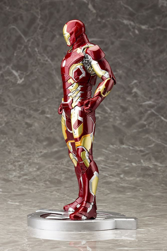 Avengers Age of Ultron ARTFX+ PVC Statue 1/6 Iron Man Mark XLIII 28 cm