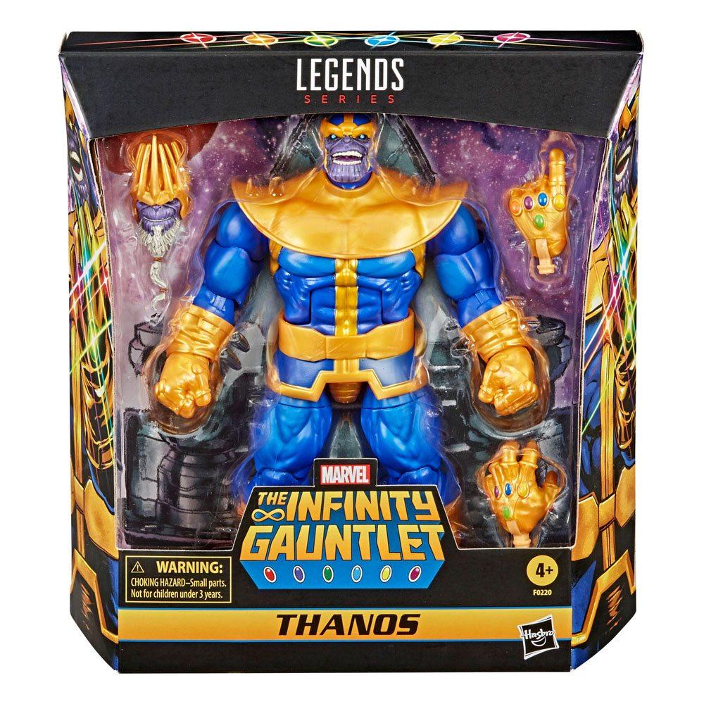 Marvel Legends Series Action Figure 2021 Thanos 18 cm
