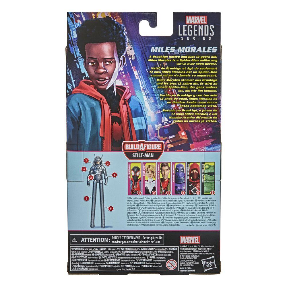 Marvel Legends Series Action Figure Spider-Man Miles Morales 15 cm