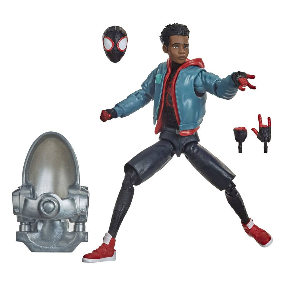 Marvel Legends Series Action Figure Spider-Man Miles Morales 15 cm