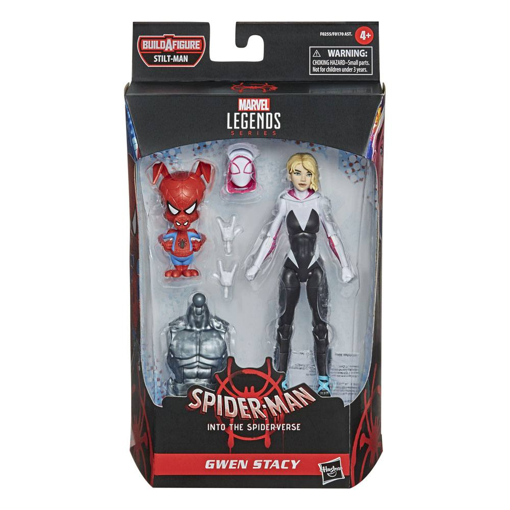 Marvel Spider-Man Legends Series Gwen Stacy Action Figure 15 cm