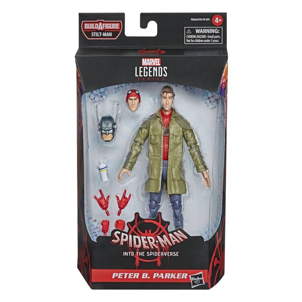 Marvel Spider-Man Legends Series Peter B. Parker Action Figure 15 cm