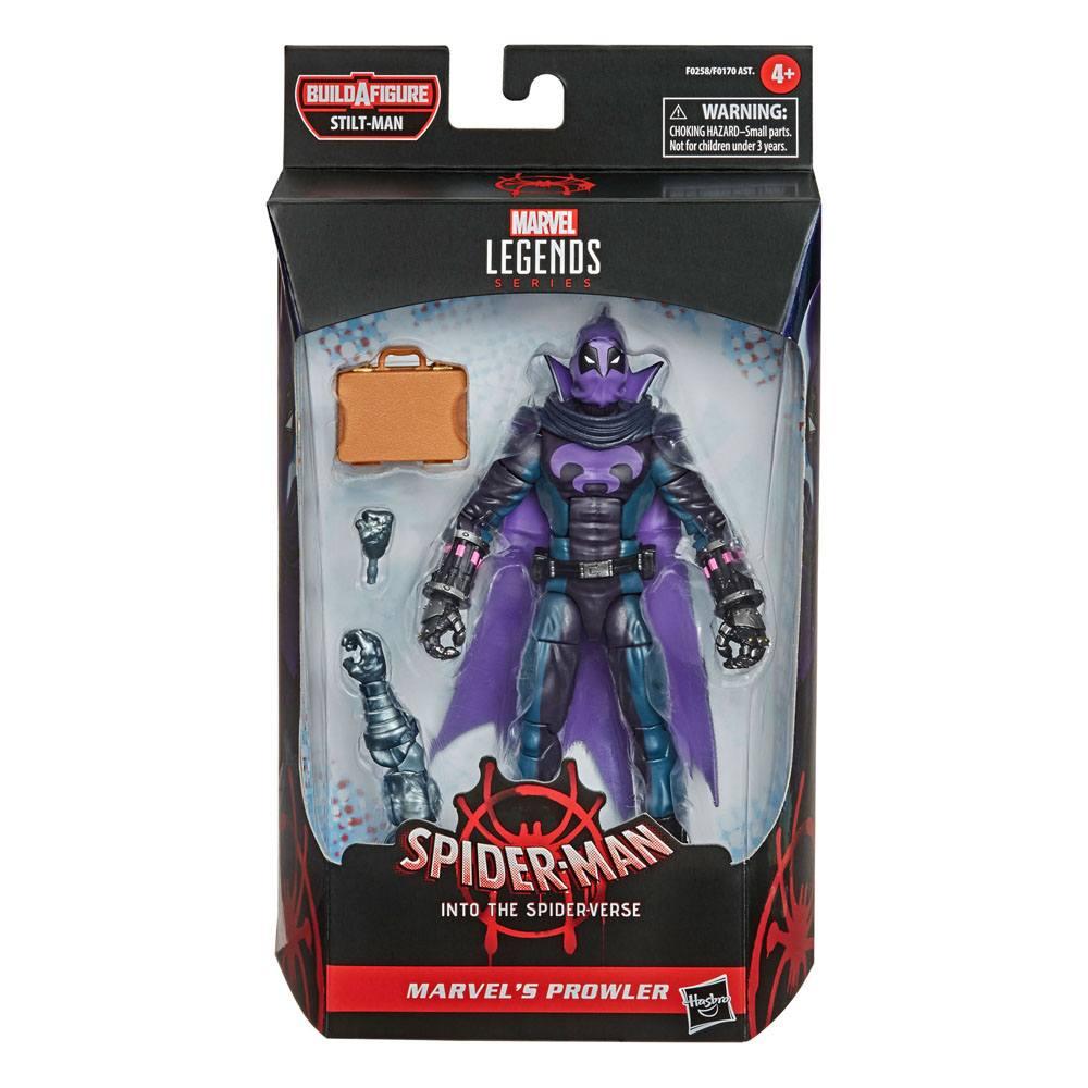Marvel Spider-Man Legends Series Marvel's Prowler Action Figure 15 cm
