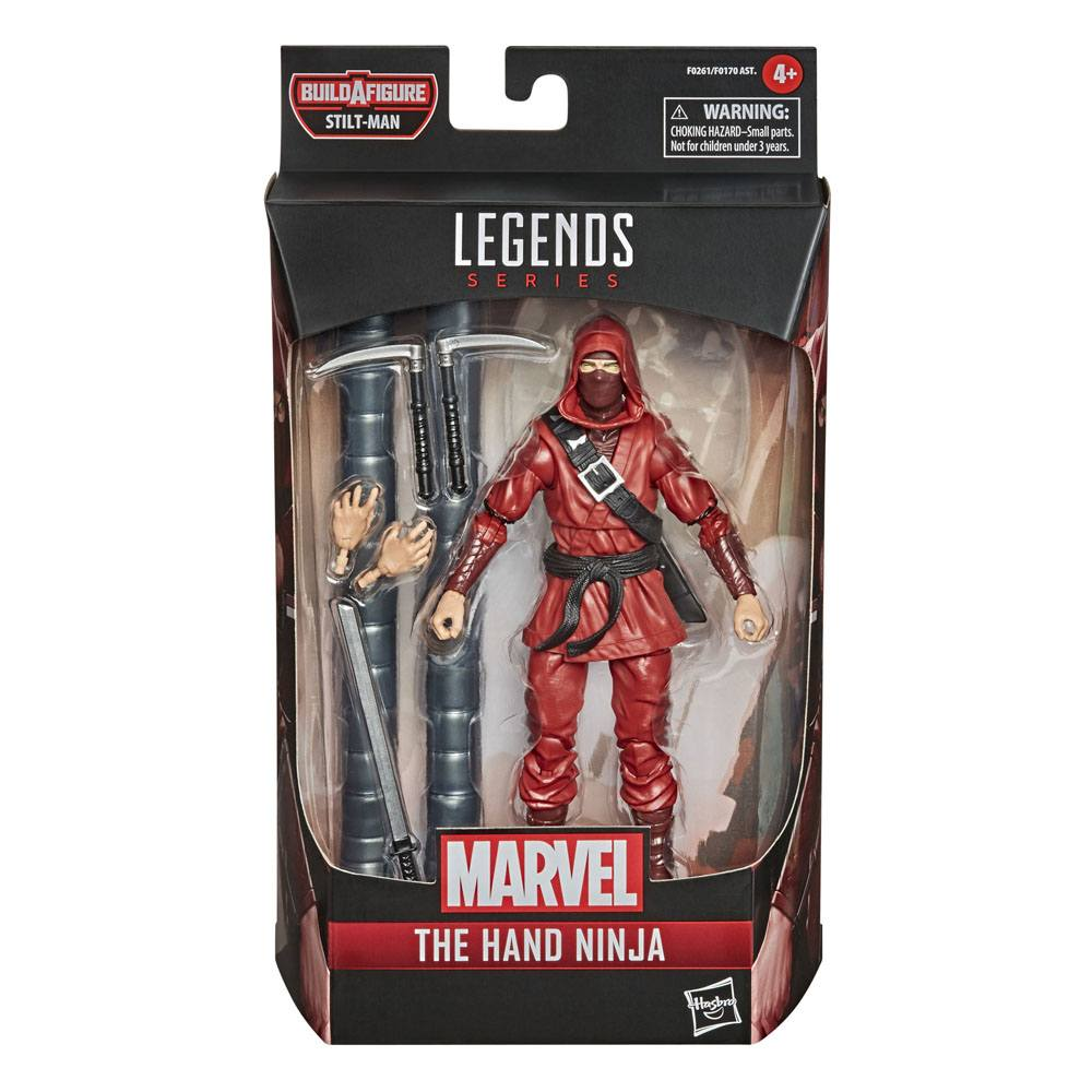 Marvel Spider-Man Legends Series The Hand Ninja(Comics) Action Figure 15 cm