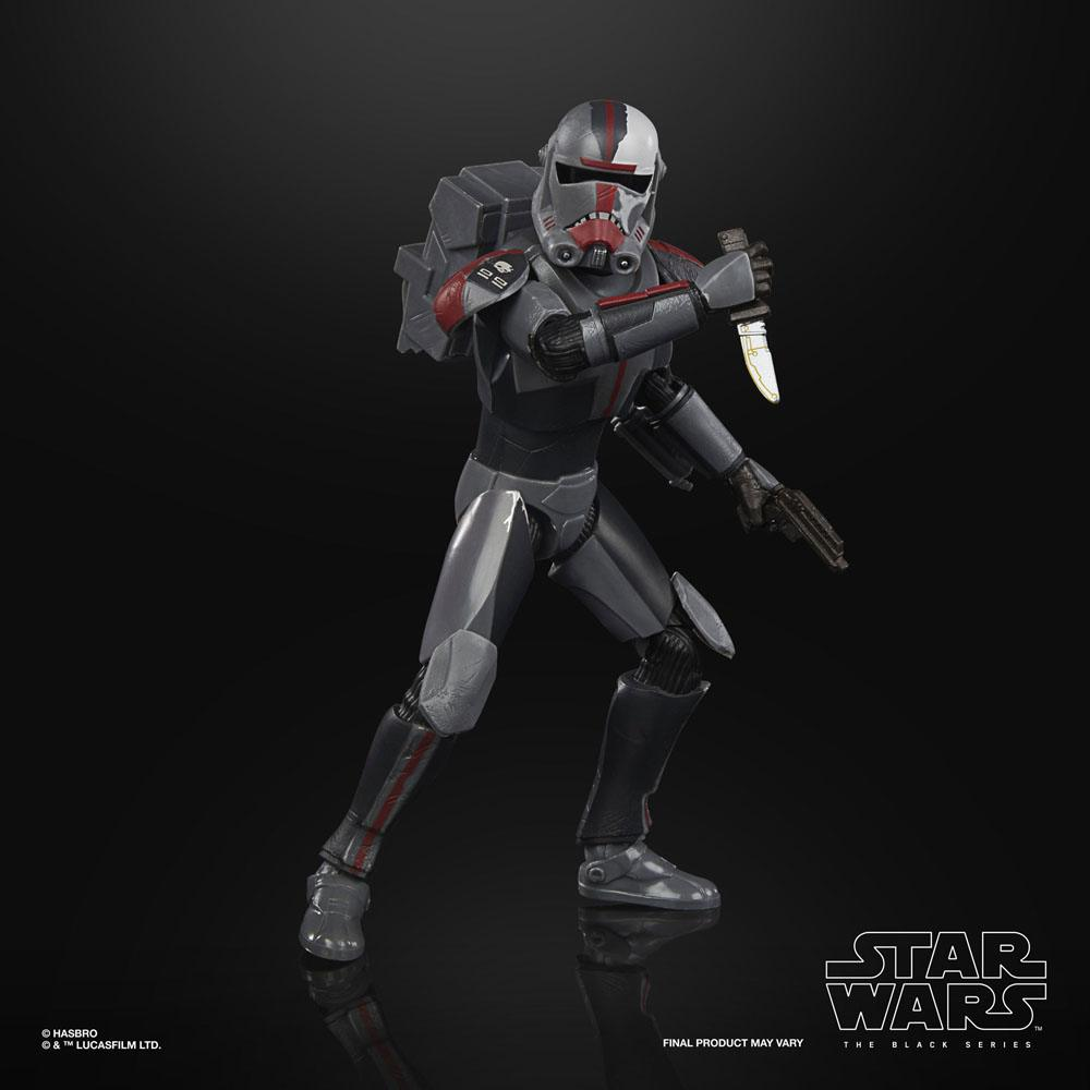 Star Wars Black Series Bad Batch Hunter Action Figure 15 cm