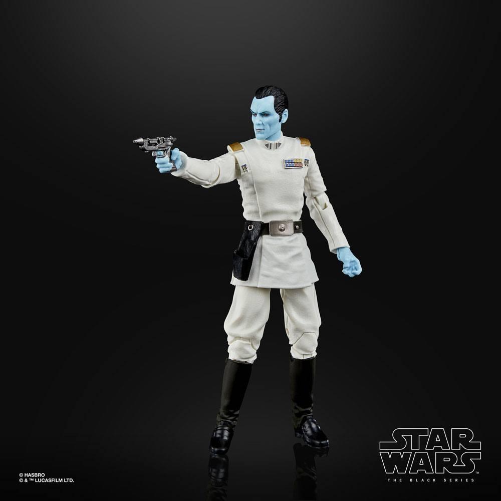 Star Wars Black Series Archive Grand Admiral Thrawn Action Figure 15 cm