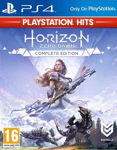 Horizon Zero Dawn: Complete Edition PS4 (Novo)