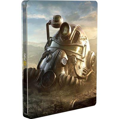 Fallout 76 Steelbook PS4 (Novo)