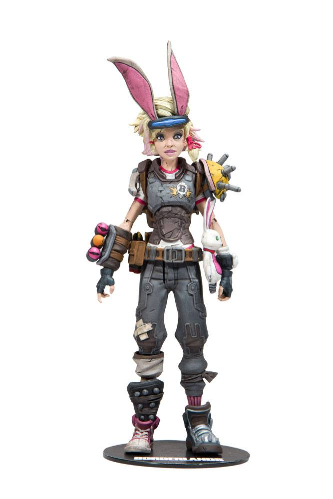 Borderlands Color Tops Action Figure Tiny Tina 18 cm