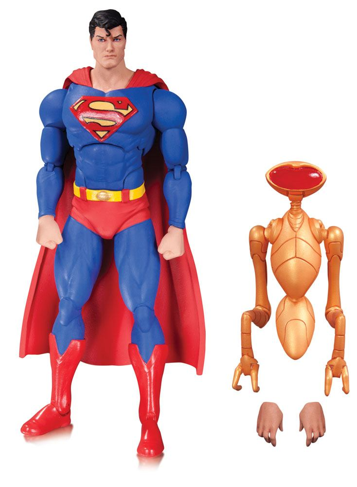 DC Comics Icons Action Figure Superman (Man of Steel) 15 cm