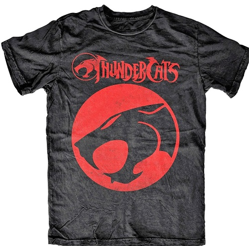 T-Shirt Thundercats Logo Tamanho L
