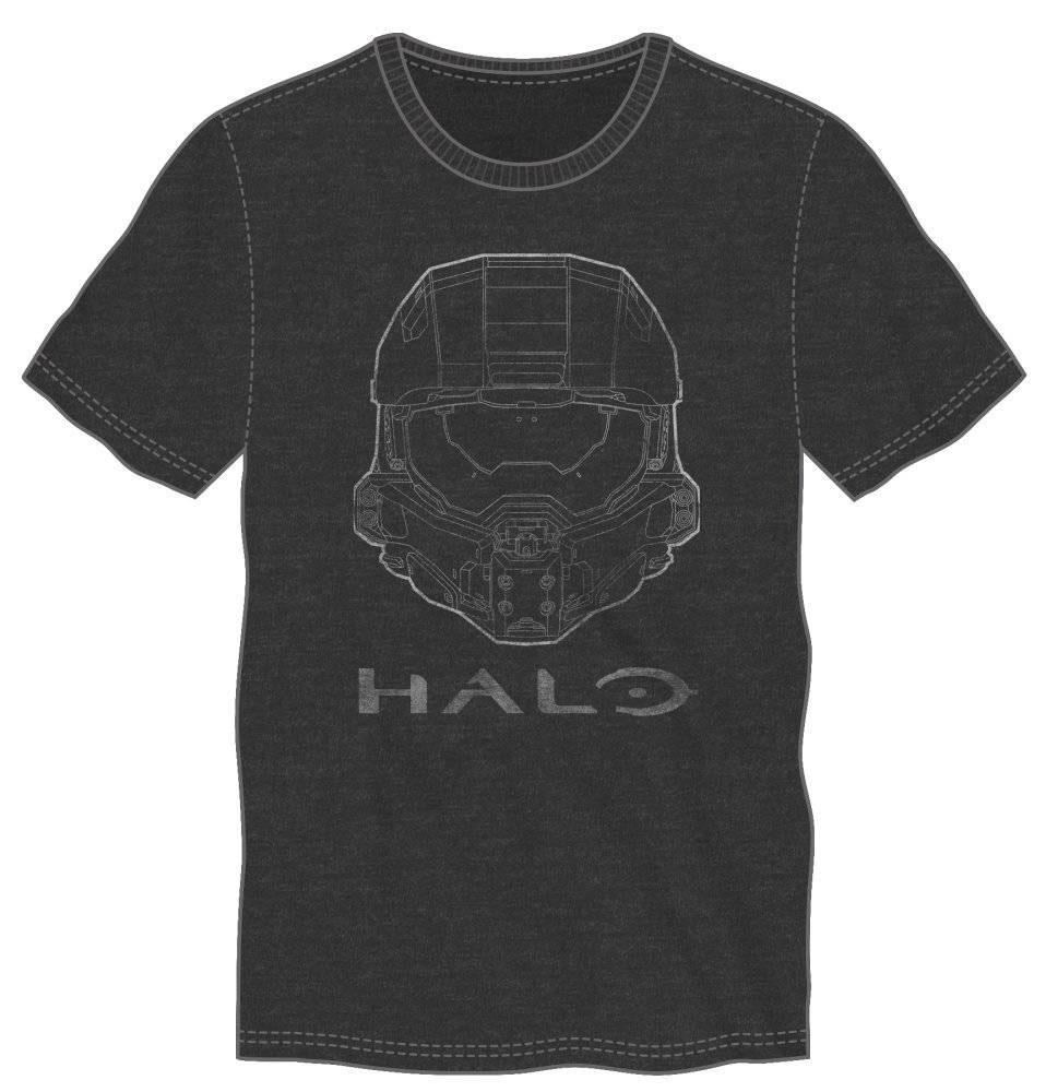 T-Shirt Halo 5 Head Tamanho M