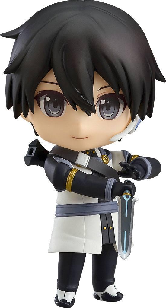Sword Art Online Ordinal Scale Nendoroid PVC Action Figure Kirito Ordinal