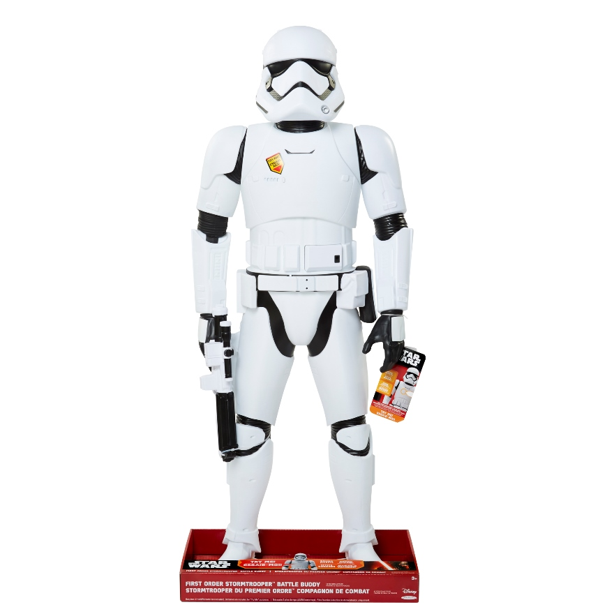 Star Wars The Force Awakens: 48 inch First Order Stormtrooper 122 cm