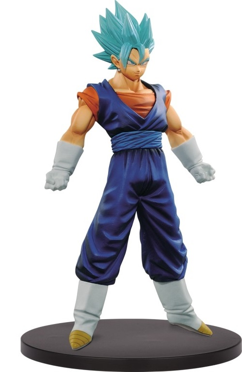 Dragonball Super Warriors DXF Figures  Super Saiyan Blue Vegito 18 cm
