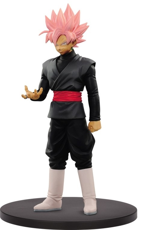 Dragonball Super Warriors DXF Figures Goku Black 18 cm