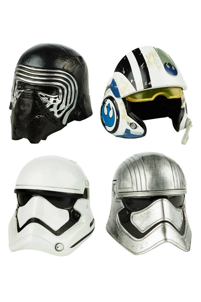 Star Wars Black Series Diecast Helmet 2-Packs Titanium Series 2016 Wave 1