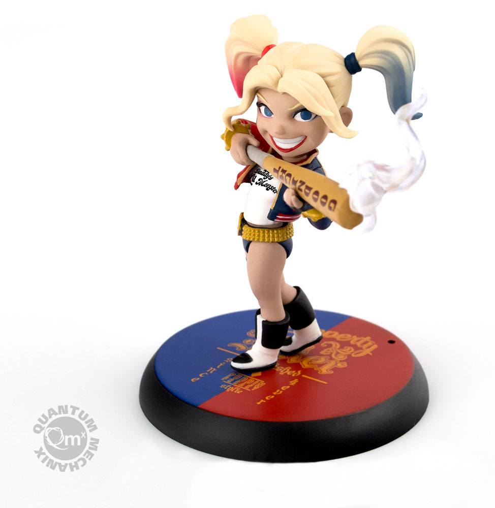 Suicide Squad Q-Fig Figure Harley Quinn 10 cm