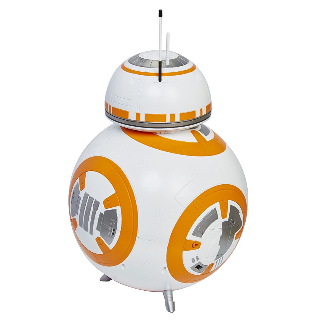 Star Wars Episode VII Giant Size Action Figure Deluxe BB-8 45 cm