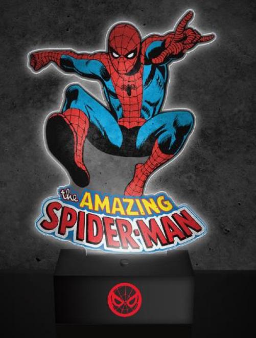 Marvel: Spider-man Light 27 cm
