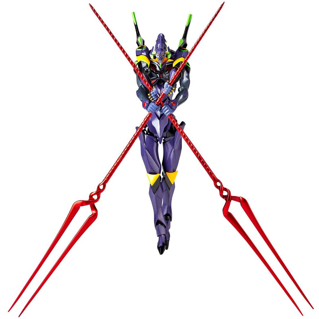 Evangelion Evolution Action Figure Revoltech EV-007 Evangelion Unit13 17 cm