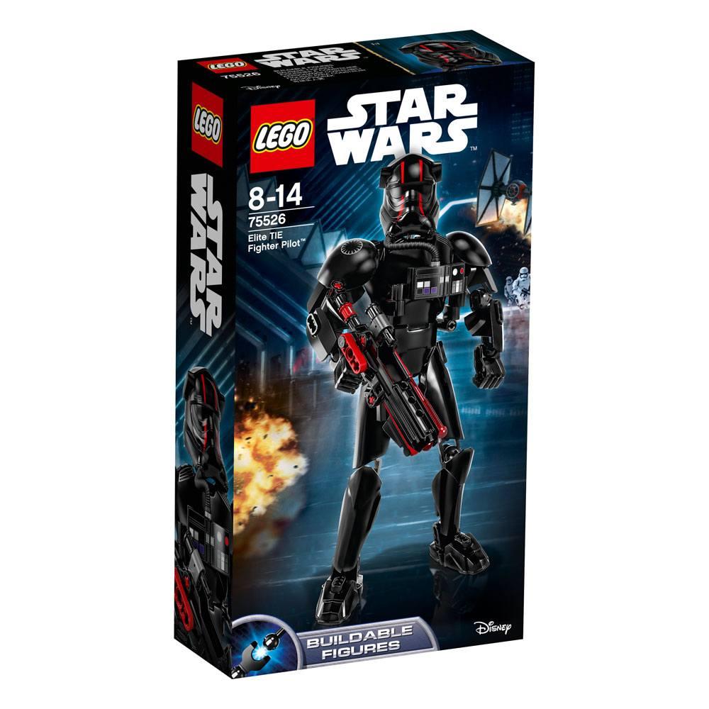 LEGO® Star Wars™ Episode VIII Action Figure Elite TIE Fighter Pilot™ 24 cm