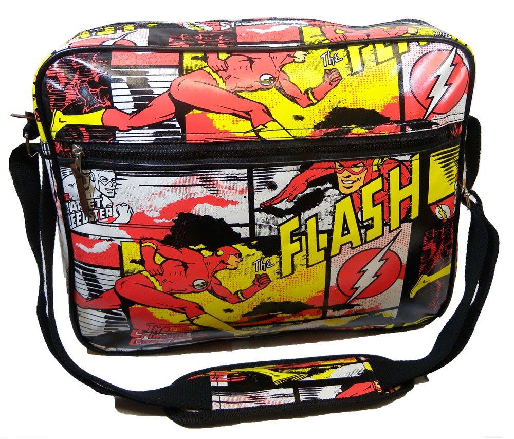 DC Comics Messenger Bag Flash Comic