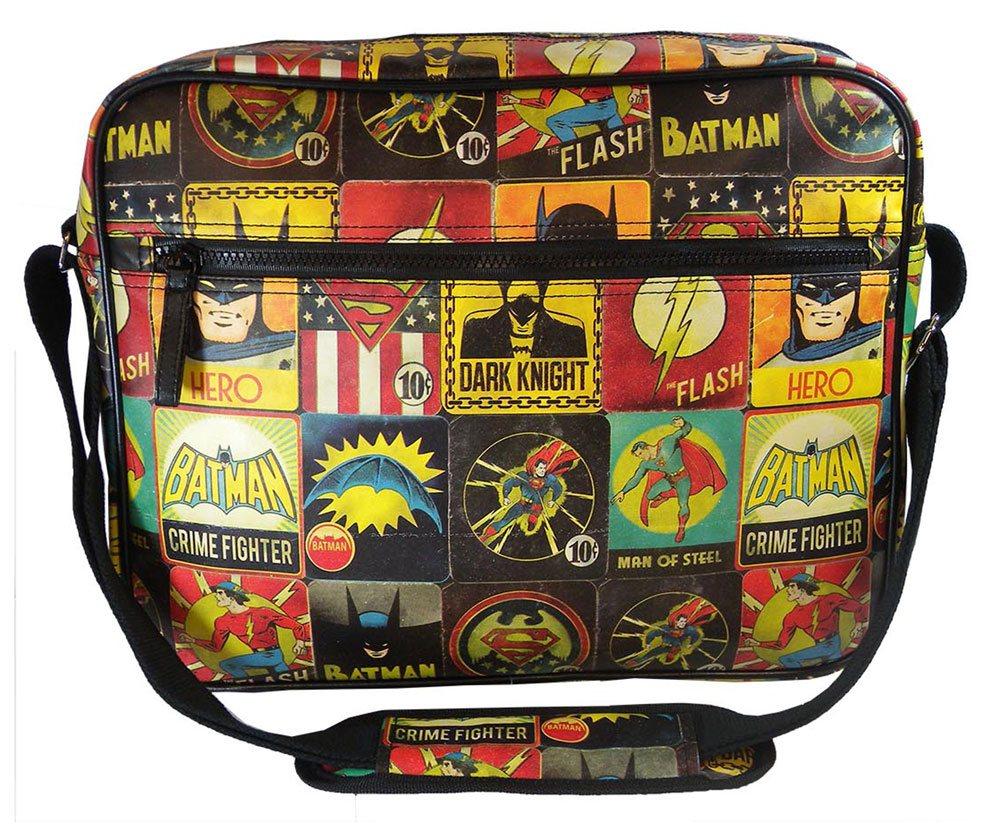 DC Comics Messenger Bag Justice League