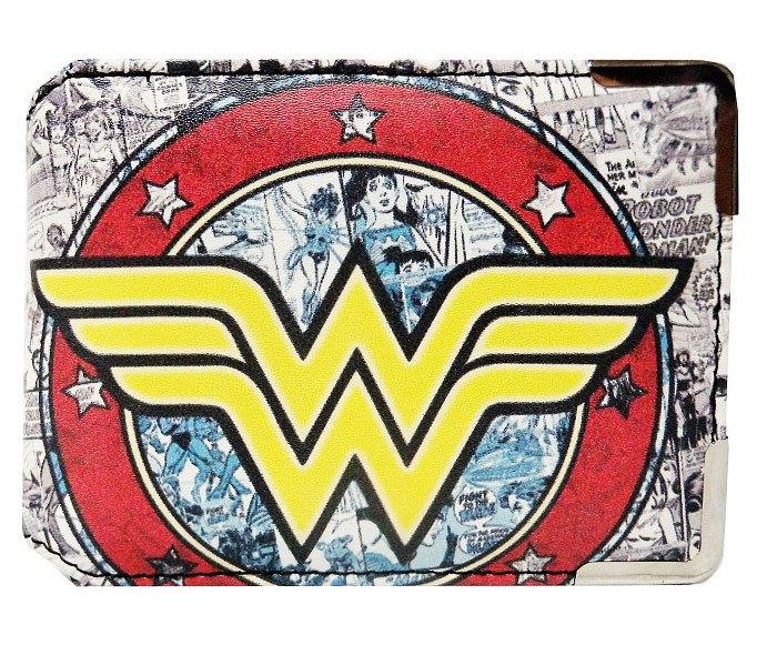 Carteira DC Comics Wonder Woman
