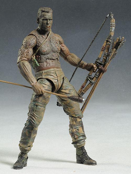 Predator Jungle Disguise Dutch Action Figure 30th Anniversary 20 cm