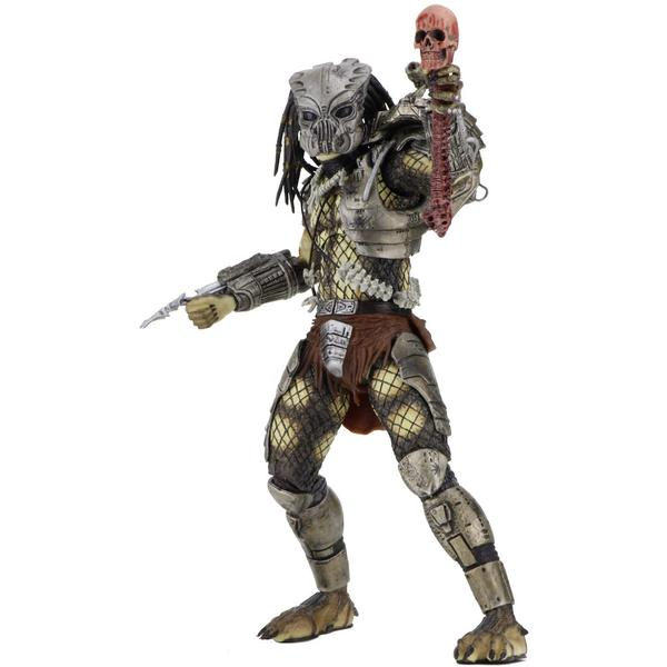 Predator Jungle Hunter Masked (Prototype) Act Figure 30th Anniversary 20 cm