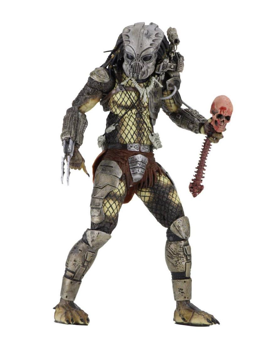 Predator Jungle Hunter Masked (Prototype) Act Figure 30th Anniversary 20 cm