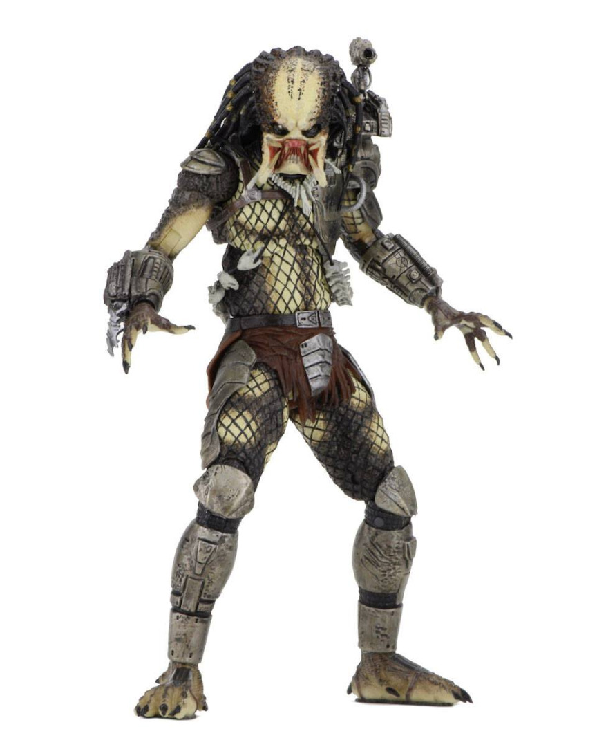 Predator Jungle Hunter Predator (unmasked) Act. Fig 30th Anniversary 20 cm
