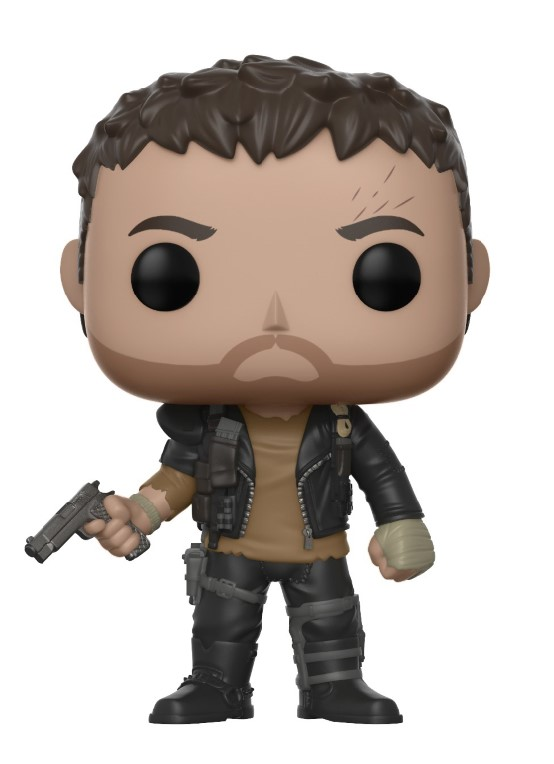 Pop! Movies: Mad Max Fury Road - Max with Gun Vinyl Figure 10 cm