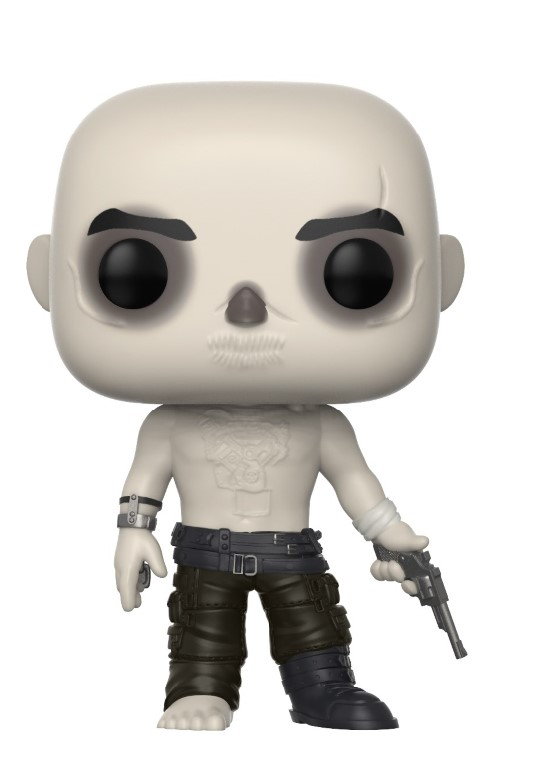 Pop! Movies: Mad Max Fury Road - Nux Shirtless Vinyl Figure 10 cm
