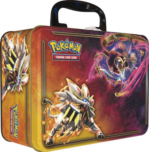 Pokemon Spring 2017 Collector's Chest English Version