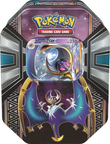 Pokemon Spring Tins Legends of Alola 2017 Display (6)