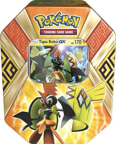 Pokemon Summer 2017 Island Guardians Tin Mix Display (6)