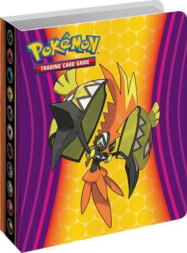 Pokemon Sun and Moon 2 Guardians Rising Collector´s Album English Version