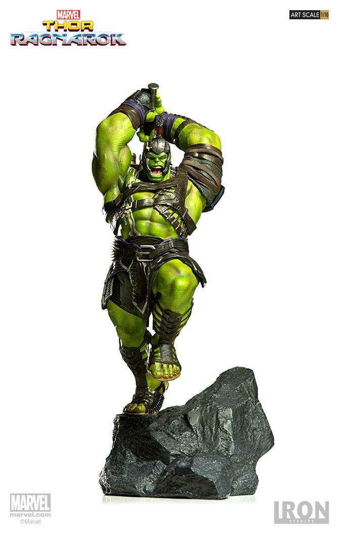 Thor Ragnarok Battle Diorama Series Statue 1/10 Hulk 38 cm