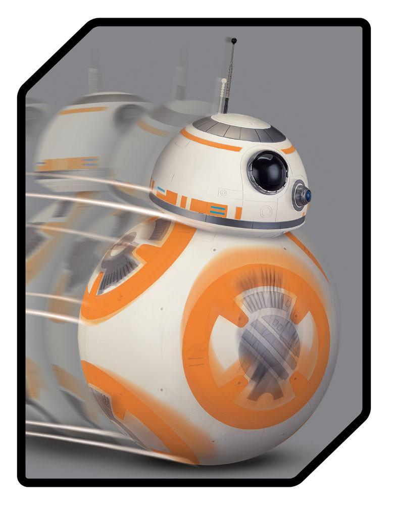 Star Wars Episode VII RC Vehicle with Sound Interactive BB-8 40 cm