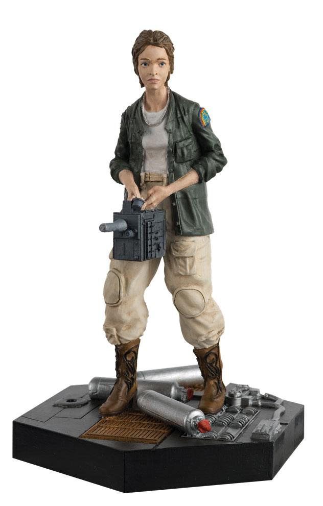 The Alien & Predator Figurine Collection Lambert (Alien) 13 cm