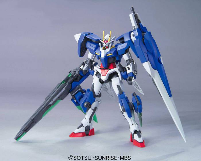 HG High Grade Gundam OO Seven Sword 1/144