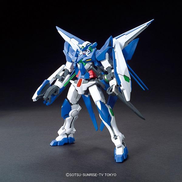 HGBF High Grade Gundam Exia Amazing 1/144